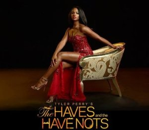 "Tika Sumpter as ""Candice Young,"" from Tyler Perry's ""The Haves and The Have Nots"""