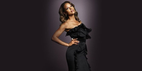 """Raquel Lancaster"" portrayed by Denise Vasi"