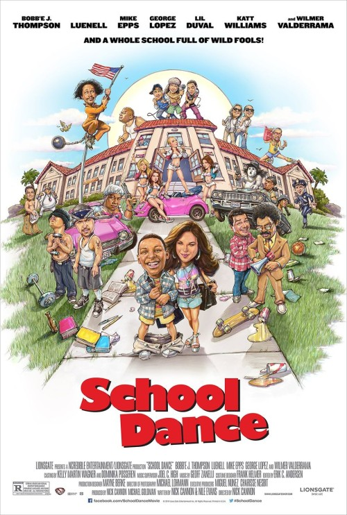 "Nick Cannon's ""School Dance"" Movie Education for ""Generation ..."
