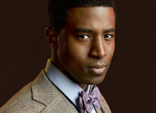 """Jeffrey Harrington,"" portrayed by Gavin Houston"