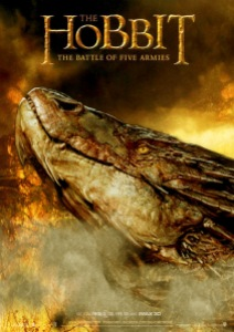 """, Trilogy Complete! """"The Hobbit: The Battle of The Five Armies!"""" Coming soon!"""