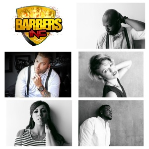 ", See their world beyond haircuts! ""Barbers Inc TV"" coming soon!"