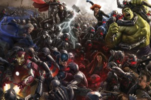 ", Avengers ""Re-Assemble!"" New Avengers: Age of Ultron trailer gets real!"