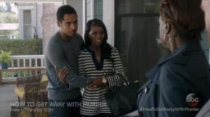 """, How To Get Away With Murder- """"Smile, Or Go To Jail"""""""