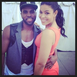 , Sparks Fly when Carmen Ortega admits to unknowingly being with Jason Derulo–while he dated Jordin Sparks!
