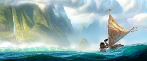 , Meet Moana! Disney's New Princess–from The South Pacific!
