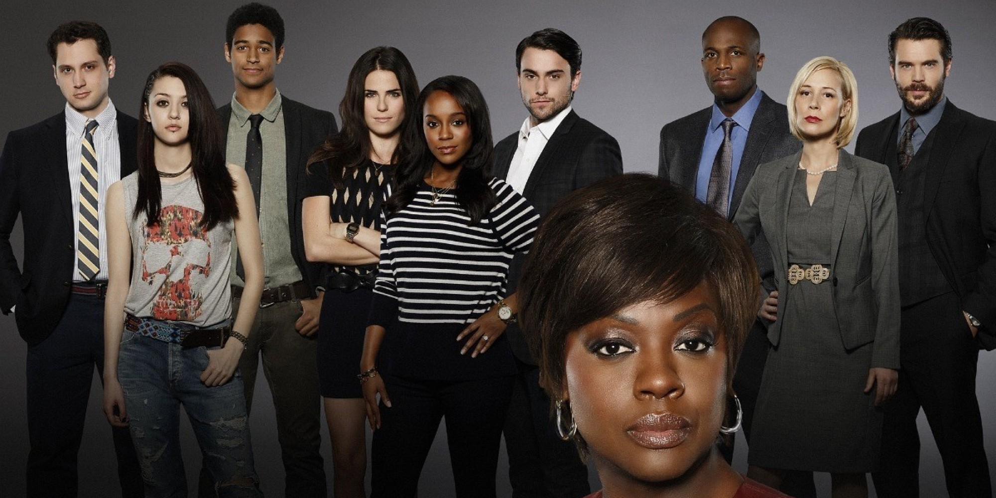 elenco how to get away with murder