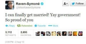 , Raven-Symone finally Opens Up, Comes Out, & Frees Herself of All Labels!
