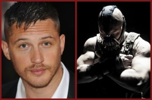 "Tom Hardy as ""Bane"""