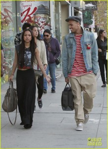 Chris Brown And Karrueche Hit Suru For A Shopping Spree