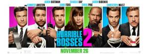 , Bring On The Funny! Check Out an Exclusive Clip from Horrible Bosses 2!