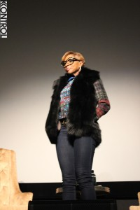 ", A Documentary, New Music & ""The London Sessions!"" Mary J. Blige is BACK & Doing It ALL!"