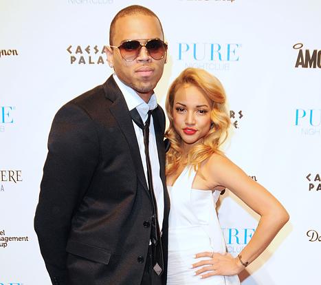 , Karrueche Tran & Face Chris Brown in Court Again!