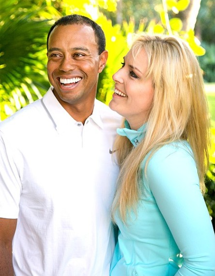 tiger woods and lindsay vonn nude