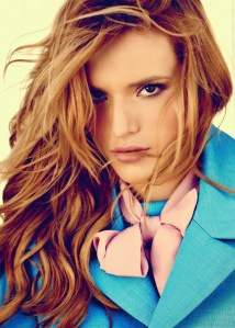 Bella Thorne - InStyle Magazine, Russia, September 2014 1