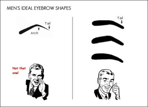 ideal-men-eyebrow-shapes