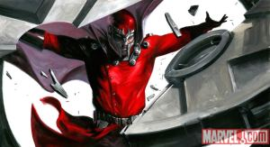 , Magneto! You are NOT The Father!