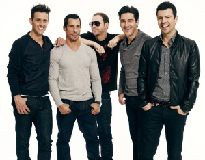 , New Kids on the Block Challenge To Boy Bands!