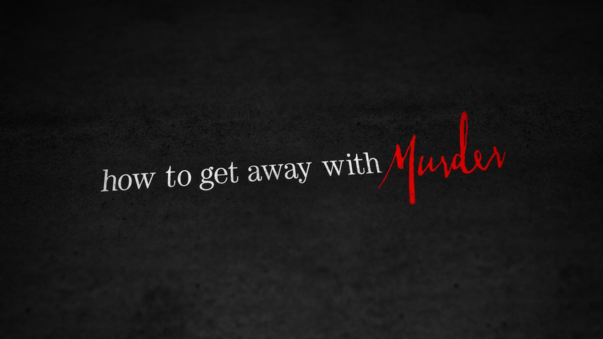 """How To Get Away With Murder- """"She's A Murderer"""" - Kontrol ..."""