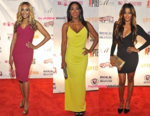 Salute-Awards-Atlanta-Cynthia-Bailey-Kenya-Moore-Claudia-Jordan
