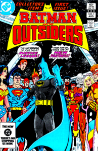 """, New DC Comics Movie in the works!? """"Batman & The Outsiders!"""""""