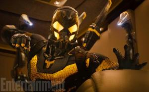 ", First Look! Check out Yellowjacket, New Marvel Villain in ""Ant-Man"" Movie!"