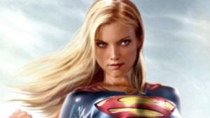 , First Look: CBS's Supergirl!