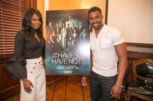 06.23.15 OWN Press Reception The Haves and the Have Nots and Love Thy Neighbor 114  JUN 2015_C.Mitchell_