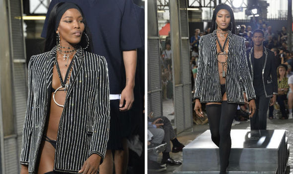 , #LIFE! Kendall Jenner & Naomi Campbell Serve All Sorts of it at The Givenchy Fashion Show!