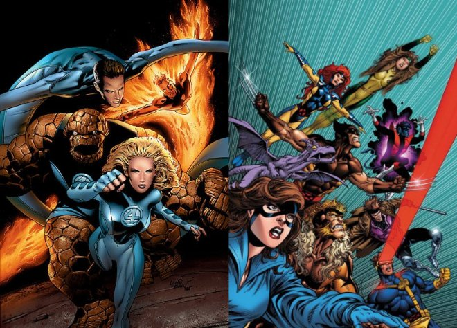 , Say What? X-Men & Fantastic Four Movie Crossover in 2018!?