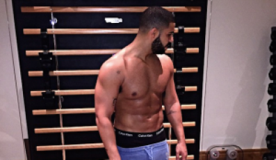 , Thirst Trap or Self Love? Drake Posts Another Pic of New Body!