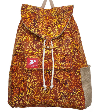 """, A Must Have! Taaluma Totes–Backpacks that """"Carry a Country!"""""""