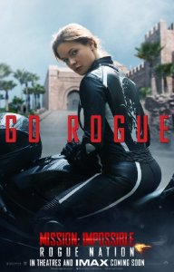 , Tom Cruise is BAD ASS! Check Out Mission Impossible: Rogue Nation!