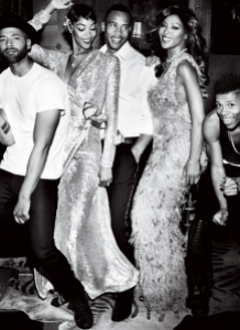 , Pure Hotness! Lee Daniels & The Cast of Empire Kill Their Spread in Vogue Magazine's September Issue!