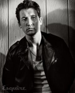 """, RIPPED! """"Fantastic Four's"""" Miles Teller covers The September Issue of Esquire Magazine!"""