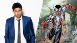 , The CW Superhero News: Flash casts Wally West & Arrow boasts TV's First Black Gay Superhero is Introduced!