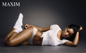 , Keke Palmer Gives Us The Business in Latest Issue of Maxim!