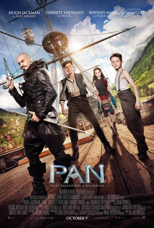pan movie poster hey mikey atl