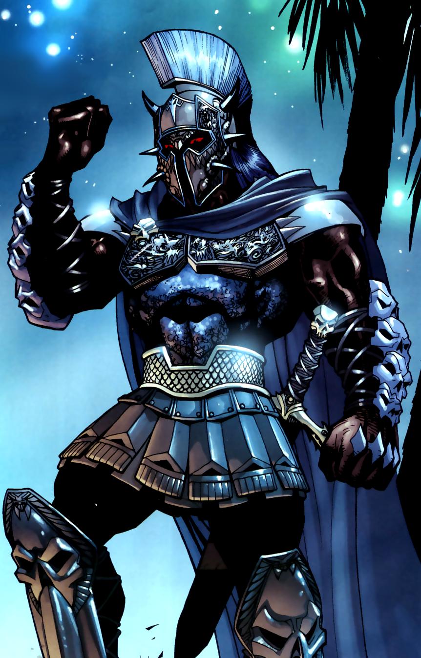 ares dc comics wonder woman villain