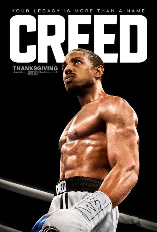 creed movie poster hey mikey atl
