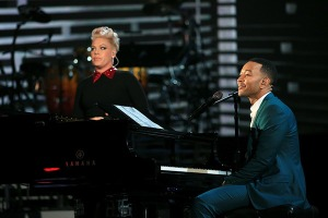 john legend and pink hey mikey atl
