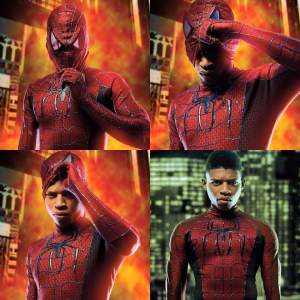bryshere y. gray spider-man hey mikey atl