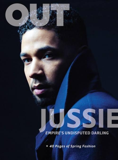 jussie smollett out magazine hey mikey atl