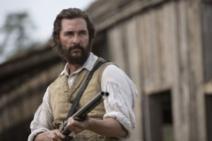 , Major Movie Alert: Matthew McConaughey is on Fire in Free State of Jones!