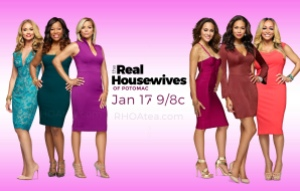 the real housewives of potomac hey mikey atl-