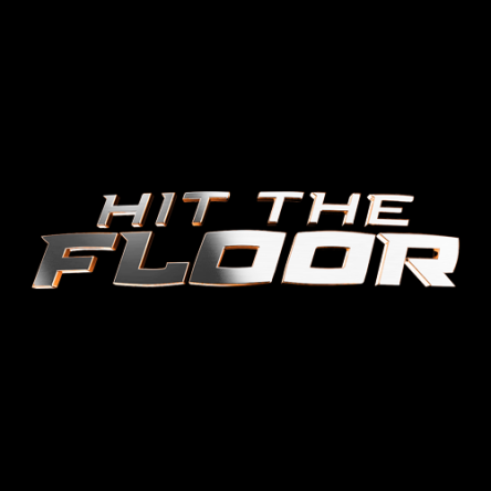hit the floor logo