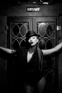 , The Queen of Neo-Ragtime! Live, Learn, & LOVE Dessy Di Lauro!