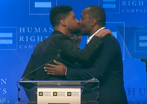 jussie smollet lee daniels kiss hey mikey atl