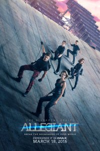 """, I Pledge Allegiance to """"Allegiant!"""" The Latest Installment of The Divergent Series is a Hit!"""