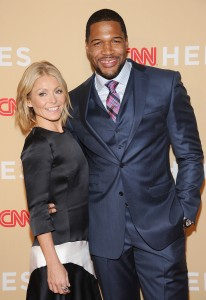", Movin' On Up! Michael Strahan Leaves ""Live W/ Kelly & Michael"" for ""Good Morning America!"""